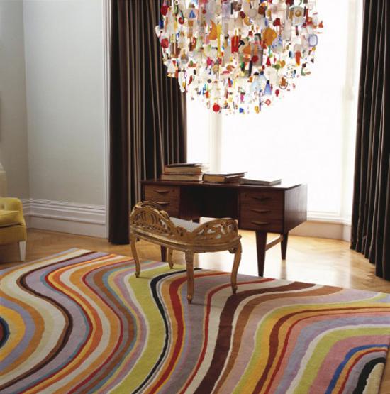 Thích thú với bộ sưu tập 25 mẫu thảm trải sàn đẹp và độc đáo 21