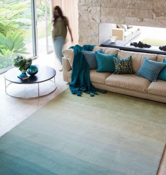 Thích thú với bộ sưu tập 25 mẫu thảm trải sàn đẹp và độc đáo 22