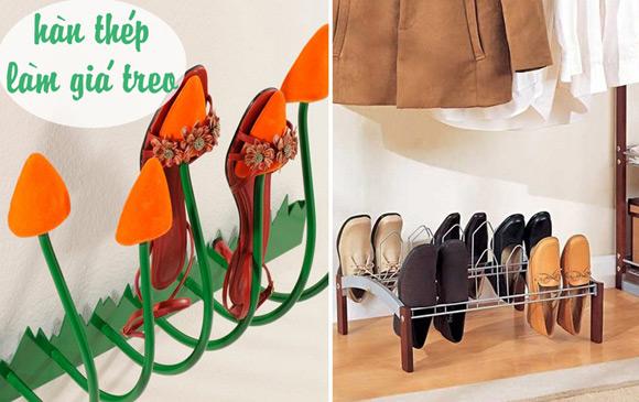 3 mẫu thiết kế giá để giày dép vừa lòng chủ nhà khó tính 11