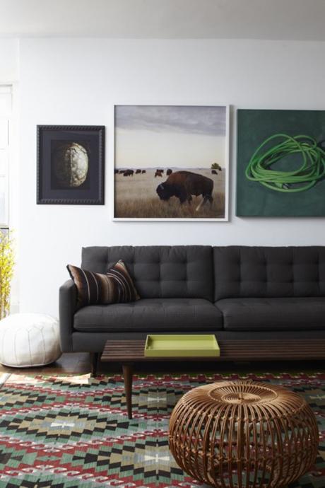 Xu hướng trang trí nội thất lên ngôi năm 2015 3