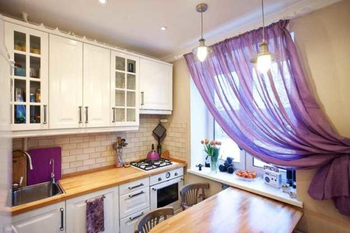 Những thiết kế bếp màu tím đẹp ngoài sức tưởng tượng 7