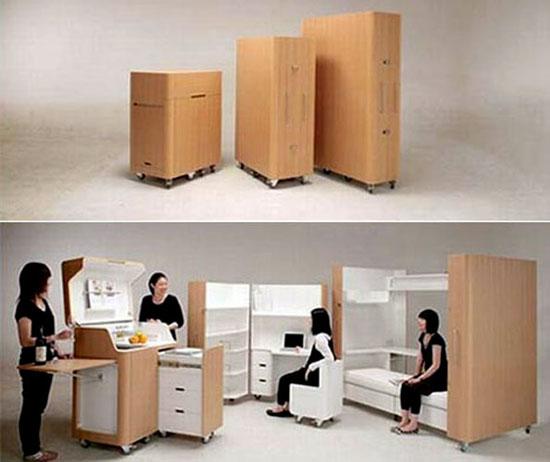 17 món nội thất đa năng cho những căn phòng vỏn vẹn 10m² 13