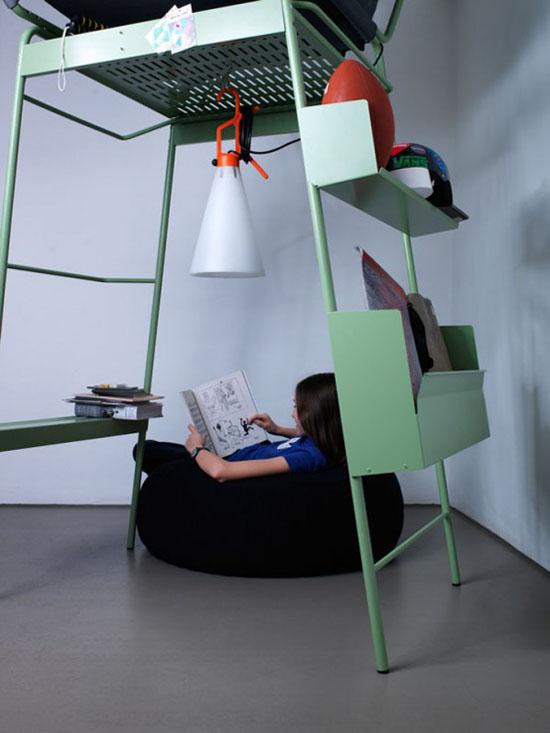17 món nội thất đa năng cho những căn phòng vỏn vẹn 10m² 15