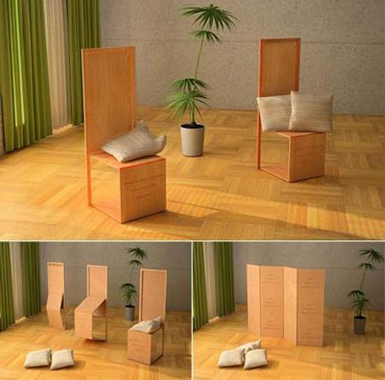 17 món nội thất đa năng cho những căn phòng vỏn vẹn 10m² 17