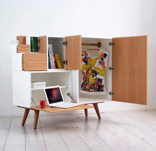 17 món nội thất đa năng cho những căn phòng vỏn vẹn 10m² 7
