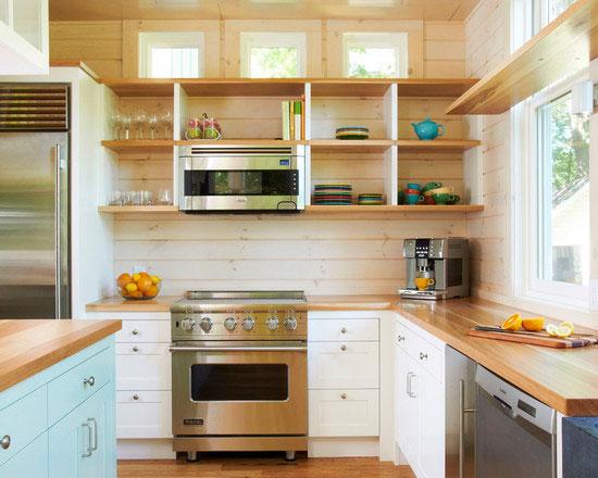 Mẹo bài trí thông minh cho những căn bếp nhỏ dưới 5m² 2