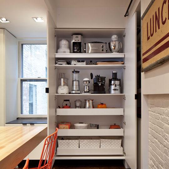 Mẹo bài trí thông minh cho những căn bếp nhỏ dưới 5m² 4