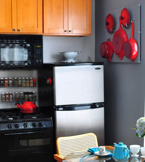 Mẹo bài trí thông minh cho những căn bếp nhỏ dưới 5m² 7