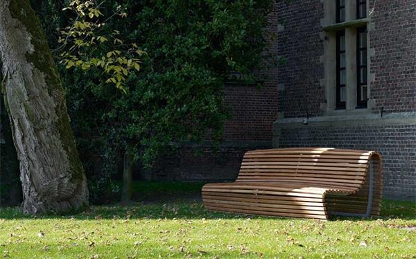 ghế gỗ sân vườn 10