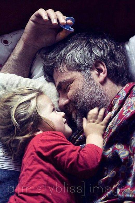 bố và con gái 3
