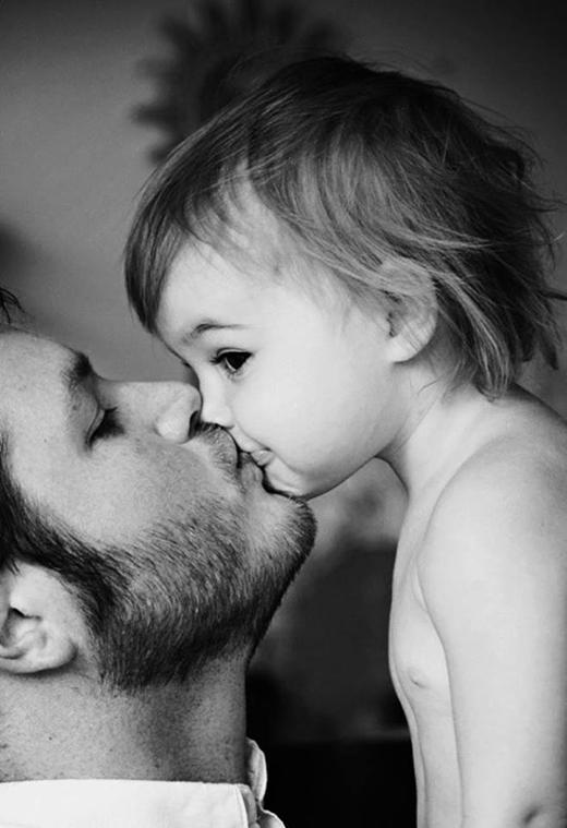 bố và con gái 4