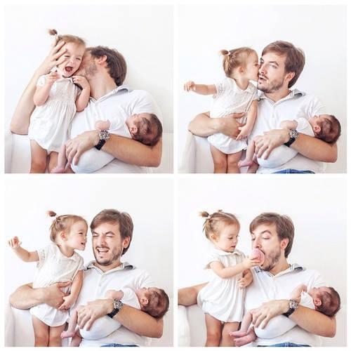 bố và con gái 11