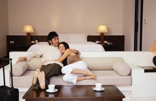 Tình yêu của vợ chồng tôi bắt đầu từ tình dục