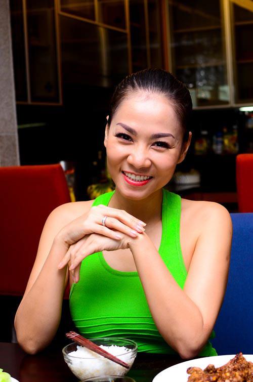 Bất ngờ Thu Minh thừa nhận đã lấy chồng 1