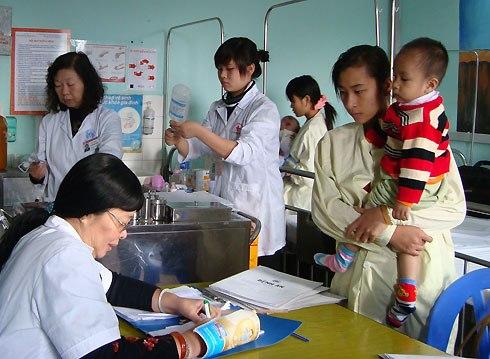 Cha mẹ cảnh giác với tiêu chảy do virus ở trẻ 1