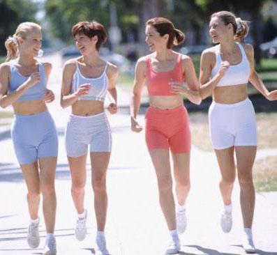 Lợi thế của những phụ nữ đi bộ nhanh 1