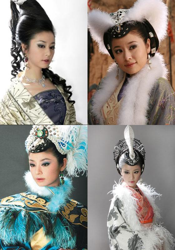10 tạo hình đẹp nhất của Lâm Tâm Như 6