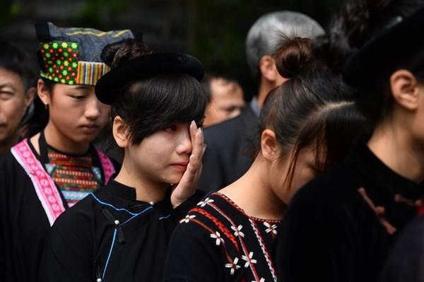 Những hình ảnh xúc động trong ngày Quốc tang Đại tướng 6