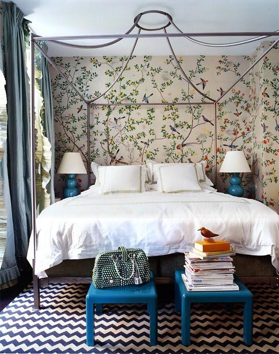 Giường canopy - món nội thất ấn tượng cho phòng ngủ (P.1) 5