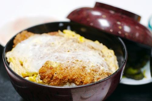 Donburi - fastfood truyền thống của Nhật Bản 1
