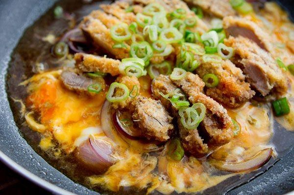 Donburi - fastfood truyền thống của Nhật Bản 2