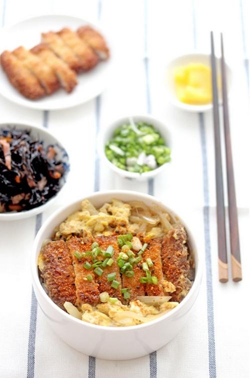 Donburi - fastfood truyền thống của Nhật Bản 3