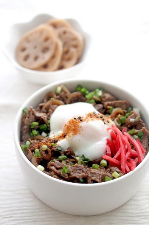 Donburi - fastfood truyền thống của Nhật Bản 5