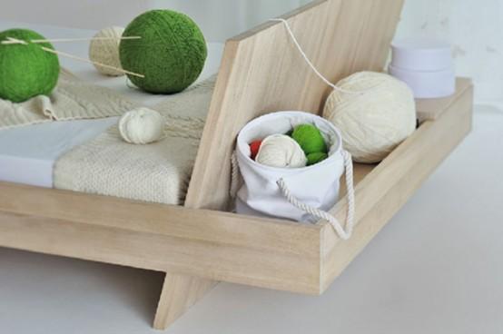 Những mẫu giường đa năng dễ đóng cho nhà chật 4