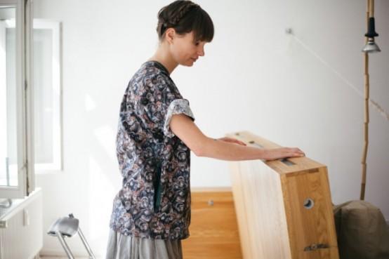 Những mẫu giường đa năng dễ đóng cho nhà chật 7