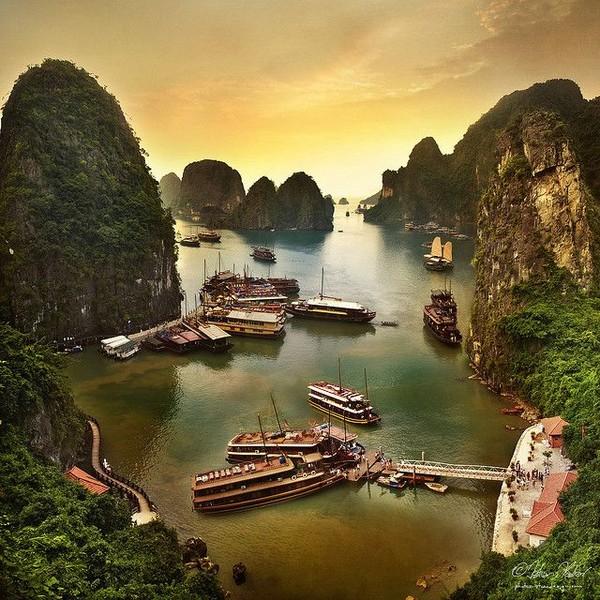 Những địa danh tuyệt đẹp ở nước ngoài giống y hệt của Việt Nam 7