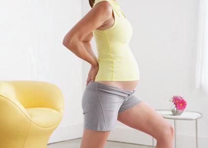 Bài tập cho mẹ bầu ở quý II và III của thai kì 2