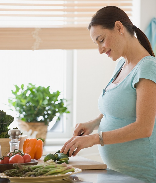 Thực phẩm không thể thiếu trong bữa sáng của mẹ bầu 1
