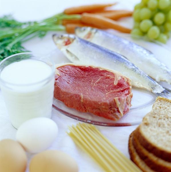 Những chất cần bổ sung khi mang thai 1