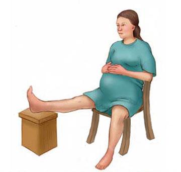 10 tư thế mẹ bầu nên biết để giảm đau khi chuyển dạ 5