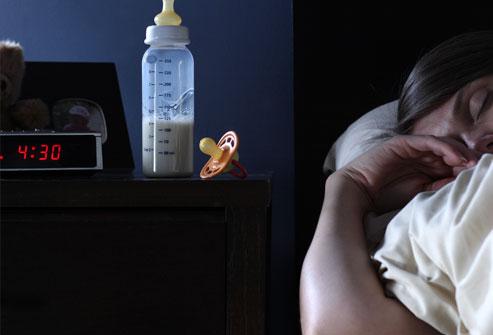 9 sự thay đổi sau khi bạn sinh con 1