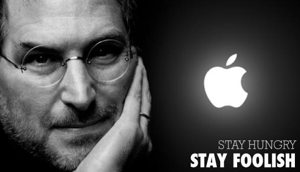 Dạy con can đảm như thiên tài Steve Jobs 1