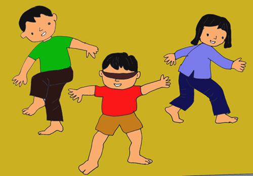 Những trò chơi dân gian bạn sẽ tiếc nếu không dạy con 4