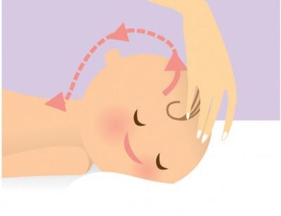 Bác sĩ Hoa Kỳ mách mẹ 6 bước massage tuyệt vời cho bé 3