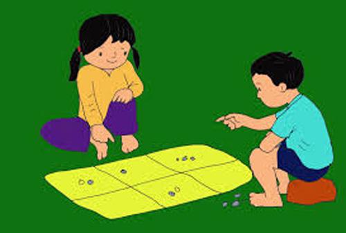 Những trò chơi dân gian bạn sẽ tiếc nếu không dạy con 3