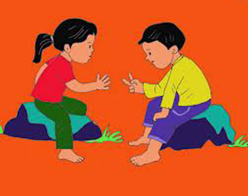 Những trò chơi dân gian bạn sẽ tiếc nếu không dạy con 2