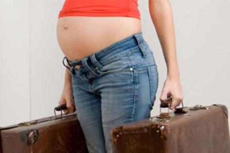 Lưu ý sống còn cho mẹ bầu đi du lịch Tết 2