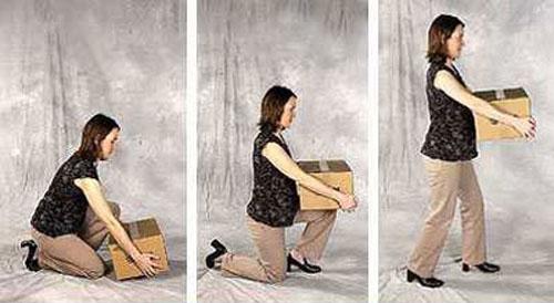 Những mẹo giúp giảm đau lưng cho mẹ bầu 5