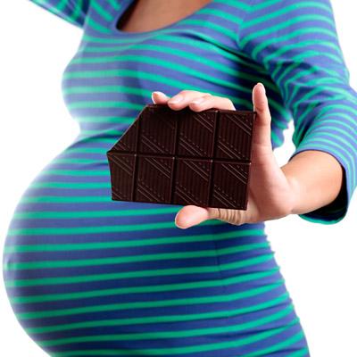 Socola và 9 lợi ích tuyệt vời mẹ bầu chưa ngờ tới 1