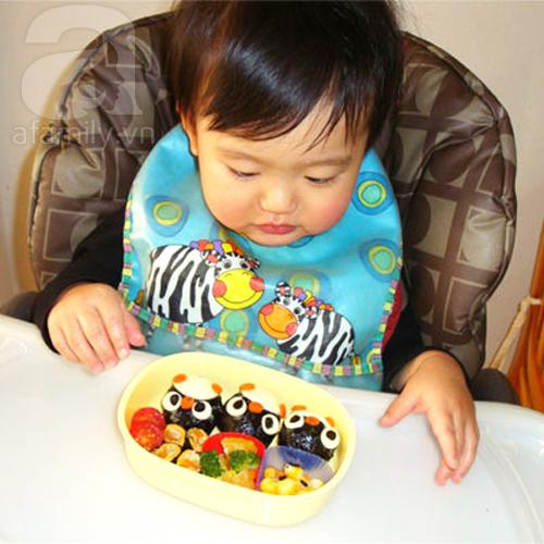 """Mẹ Mỹ: """"Tôi sẽ không bao giờ làm cơm cho con như mẹ Nhật"""" 2"""