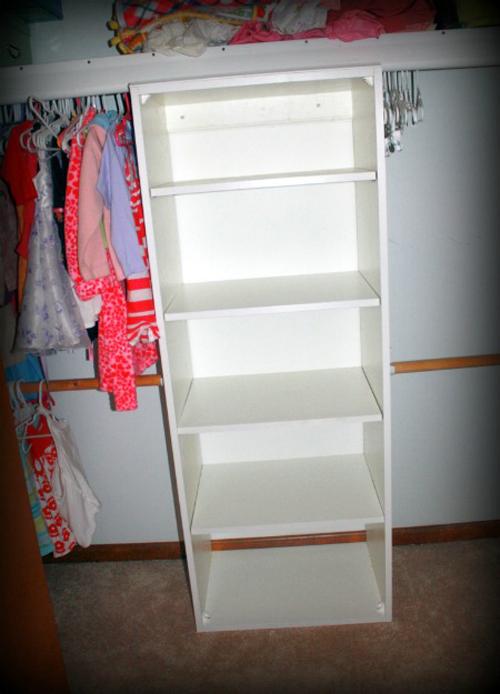 5 cách xếp gọn gàng tủ quần áo của bé 2
