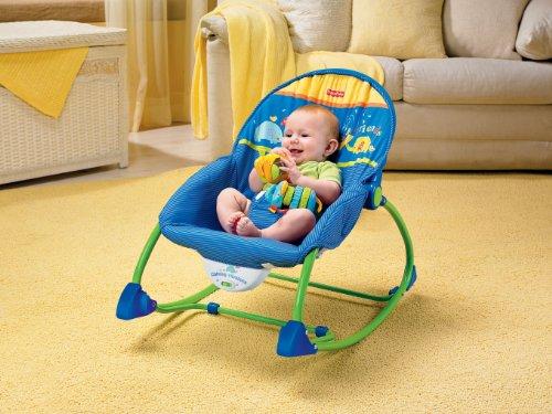 Sử dụng ghế rung và những lưu ý đảm bảo tính mạng cho bé 1