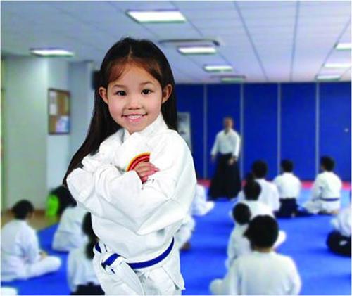 4 lợi ích tuyệt vời khi cho con học võ 1