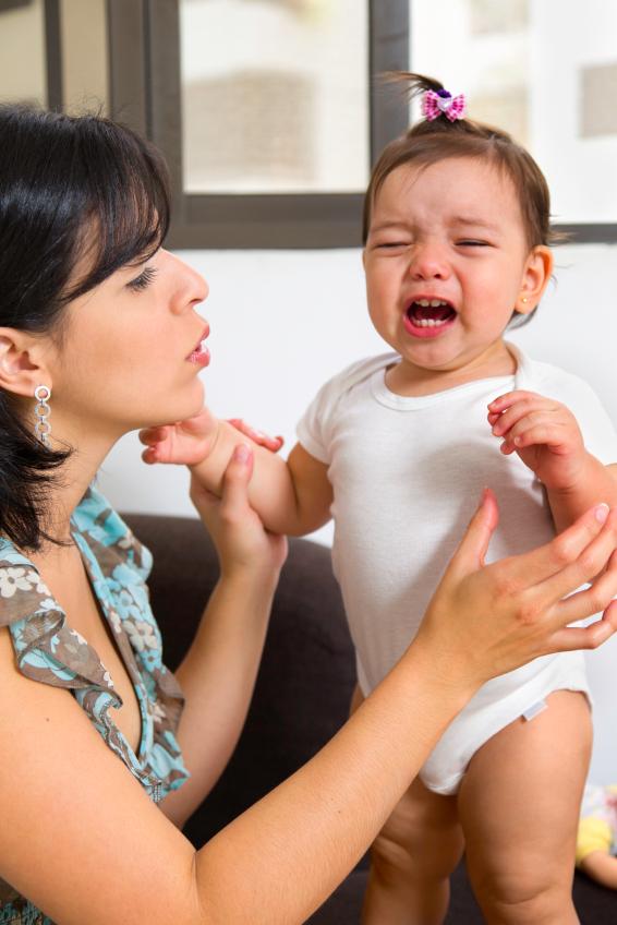7 cảm giác tội lỗi khi chăm con mẹ hay mắc phải 1