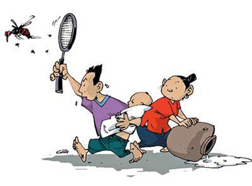 Cẩn thận khi sử dụng các loại kem chống muỗi cho trẻ 1