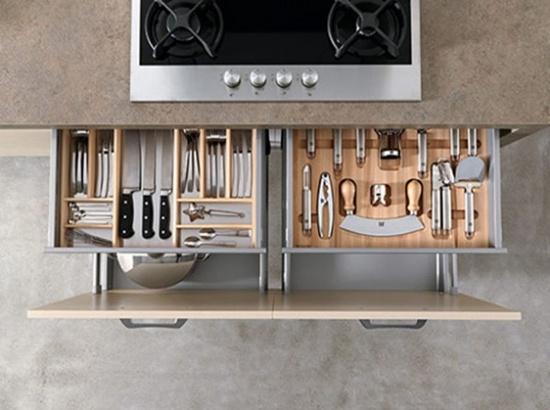 5 bước đơn giản để căn bếp nhà bạn sạch sẽ và gọn gàng 3